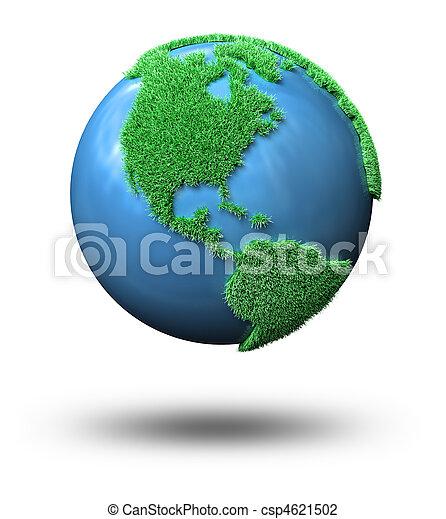 σφαίρα , πράσινο  - csp4621502