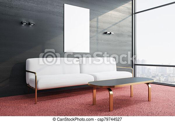 σύγχρονος , αίθουσα αναμονής  - csp79744527