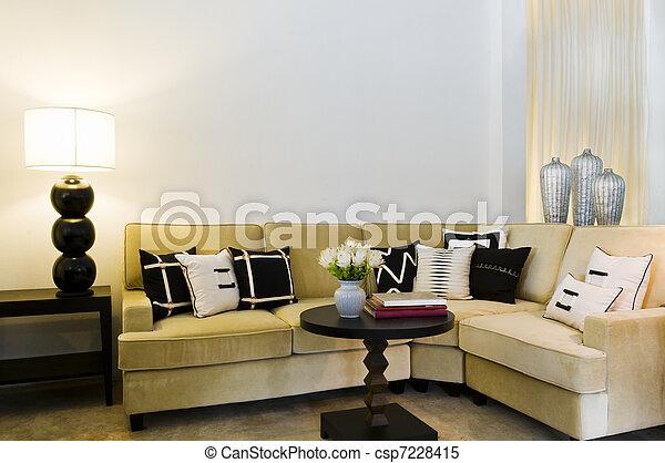 σύγχρονος , αριθμός θέσεων , καναπέs , περιοχή  - csp7228415