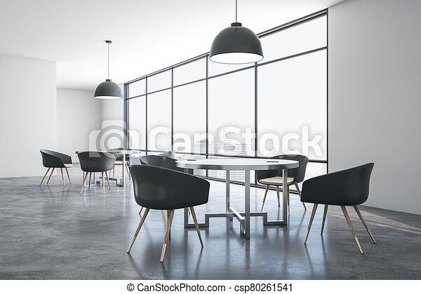 σύγχρονος , δωμάτιο , αντίκρυσμα του θηράματοσ. , αναμονή , πόλη  - csp80261541