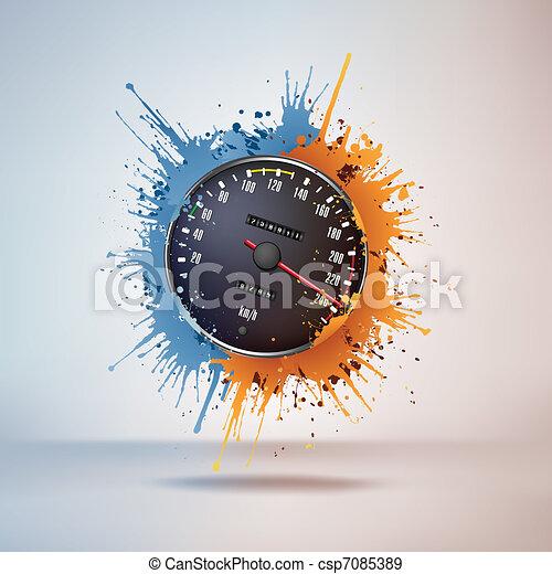ταχύμετρο  - csp7085389