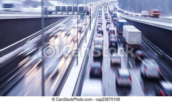 ταχύτητα , εθνική οδόs  - csp23870109