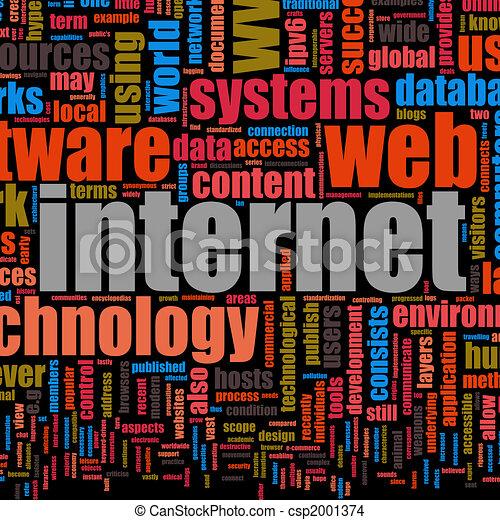 τεχνολογία , internet  - csp2001374