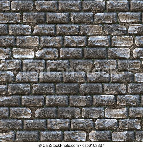 τοίχοs , κάστρο  - csp6103387