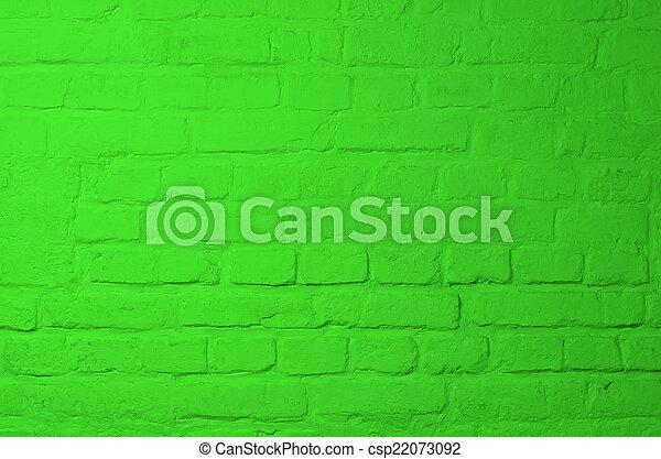τούβλο , αγίνωτος φόντο  - csp22073092