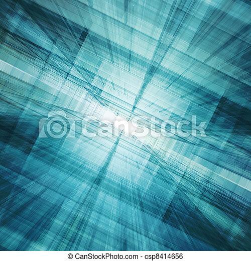 τούνελ , αρχιτεκτονική  - csp8414656