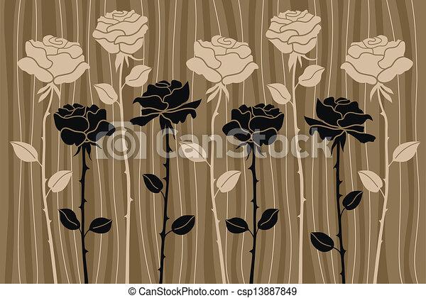τριαντάφυλλο  - csp13887849