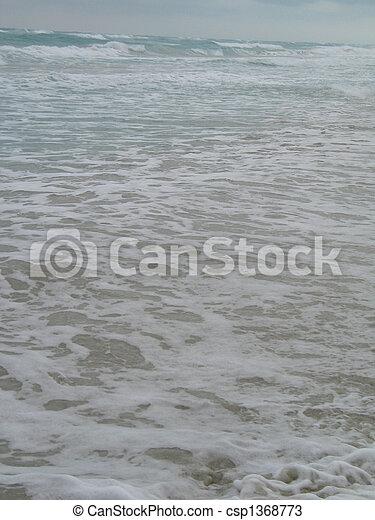 τροπικός , θαλασσογραφία  - csp1368773