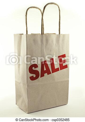 τσάντα , ψώνια  - csp0352485