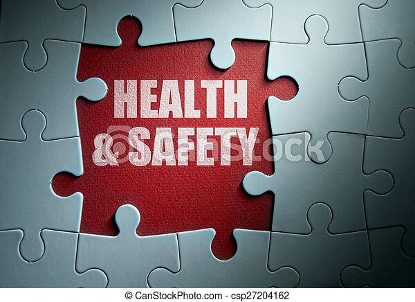 υγεία , ασφάλεια  - csp27204162