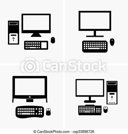 υπολογιστές , desktop  - csp33896726