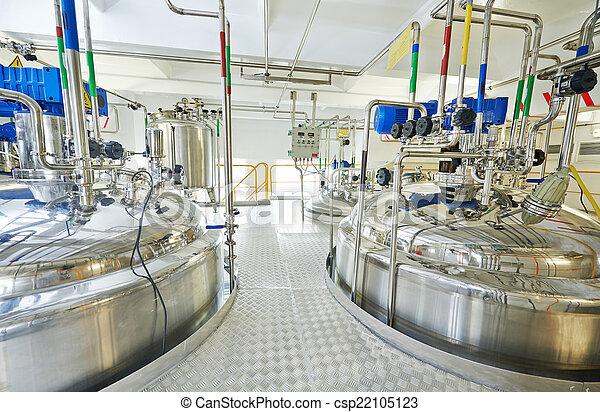 φαρμακευτικός βιομηχανία , εργάτης  - csp22105123