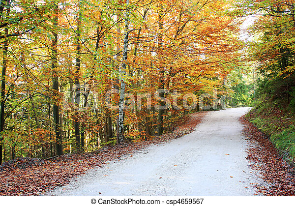φθινόπωρο , beautful - csp4659567