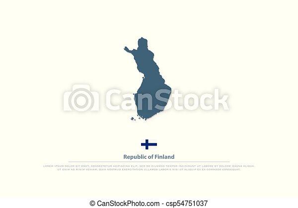 φινλανδία  - csp54751037