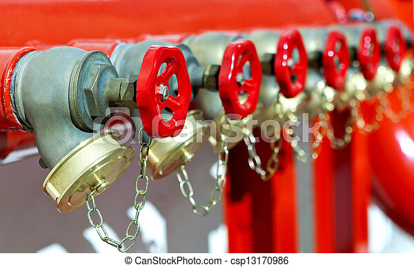 φωτιά , εγκατάσταση , ασφάλεια  - csp13170986