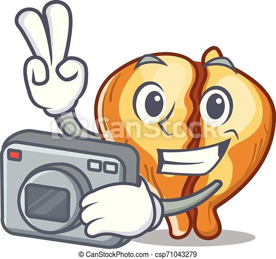 φωτογράφος , tortellini , πίνακας , γελοιογραφία , υπηρέτησα  - csp71043279