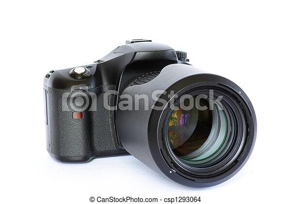 φωτογραφηκή μηχανή  - csp1293064