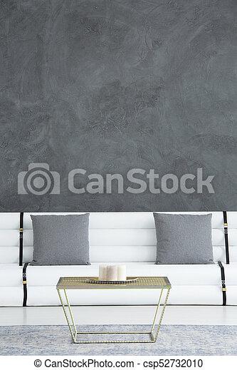 χαρτί , καναπέs , ανακύκλωση , γινώμενος  - csp52732010