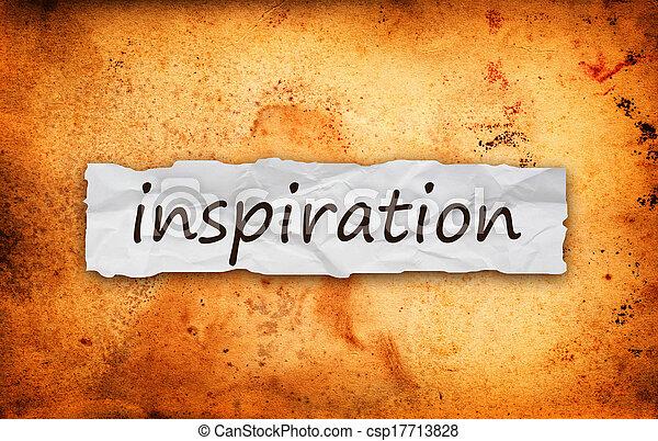 χαρτί , κομμάτι , τίτλοs , έμπνευση  - csp17713828