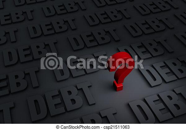 χρέος , ερώτηση  - csp21511063