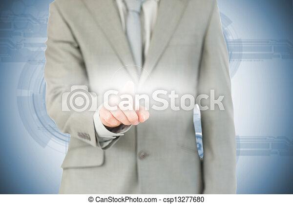 χρησιμοποιώνταs , ακαταλαβίστικος , επεμβαίνω , επιχειρηματίας  - csp13277680