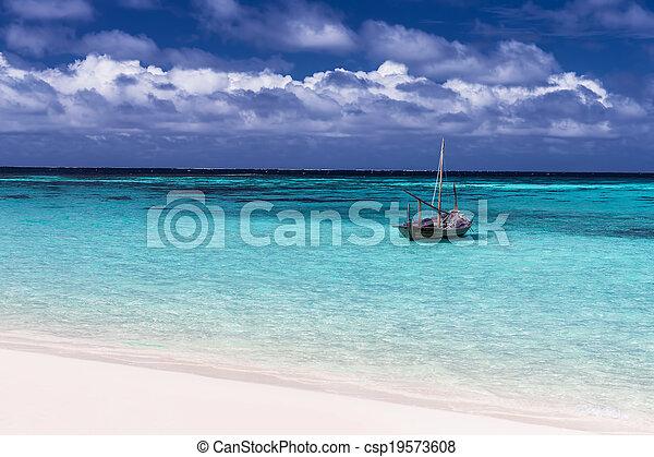 όμορφος , θαλασσογραφία  - csp19573608