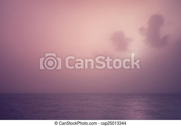 όμορφος , θαλασσογραφία  - csp25013344