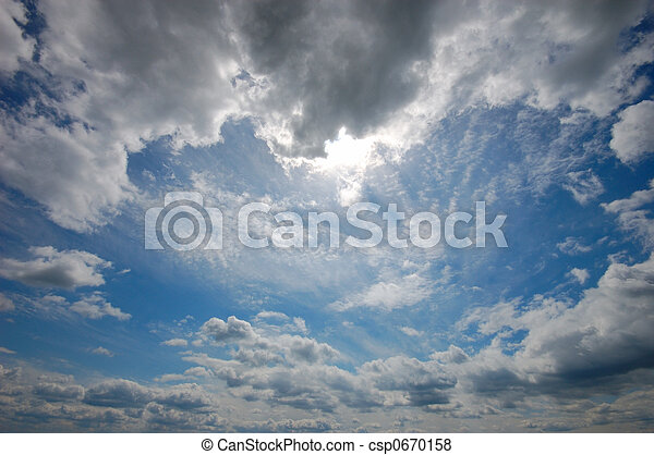 όμορφος , ουρανόs  - csp0670158
