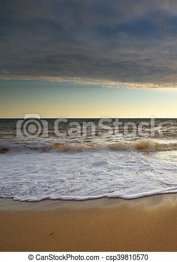 όμορφος , seascape. - csp39810570