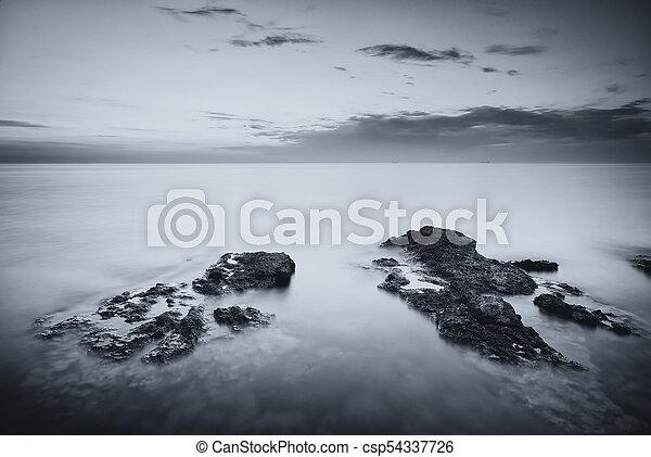 όμορφος , seascape. - csp54337726