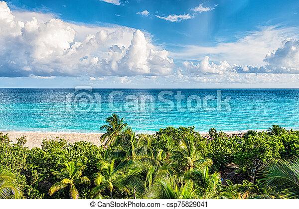 όμορφος , seascape. - csp75829041