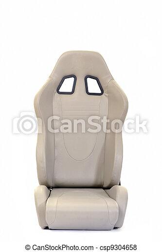 автомобиль, isolated, сиденье - csp9304658