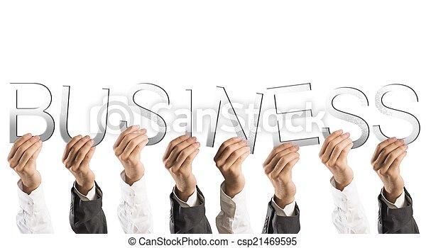 бизнес - csp21469595