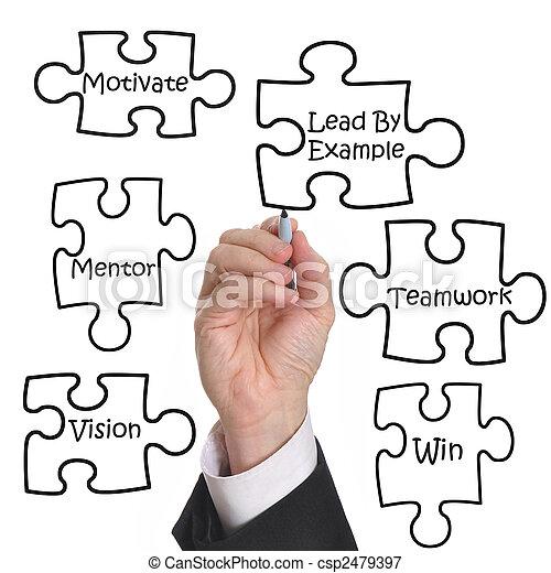 бизнес, успех - csp2479397
