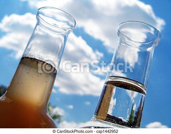 воды, графин, грязный, чистый - csp1442952