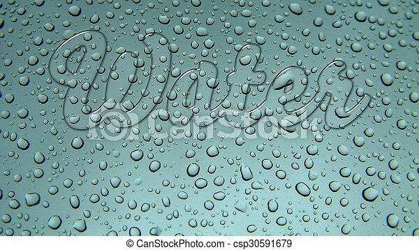 воды - csp30591679