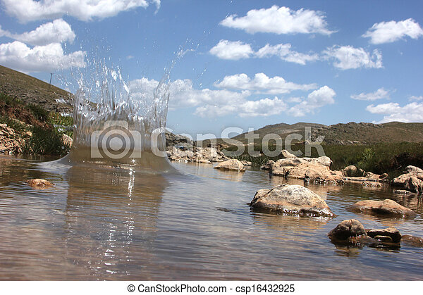 воды - csp16432925