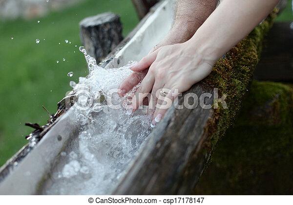 воды - csp17178147
