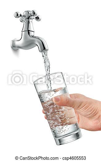 воды - csp4605553
