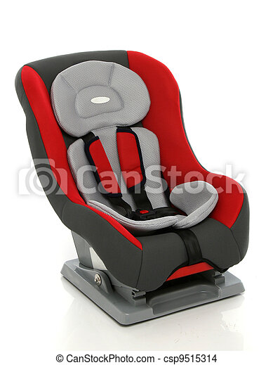 детка, автомобиль, сиденье - csp9515314