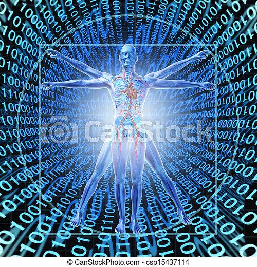 документация, медицинская, технологии - csp15437114