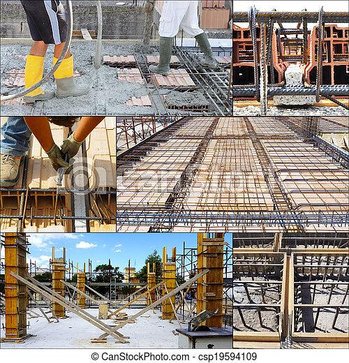 движение бетон