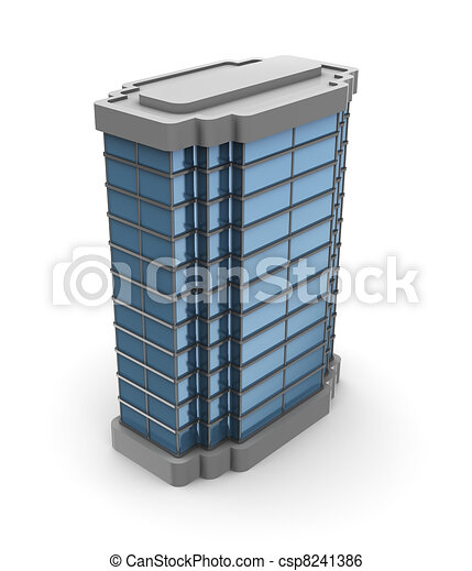 здание - csp8241386