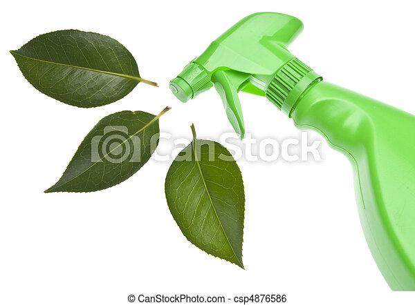 зеленый, уборка - csp4876586