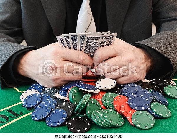 игра, казино - csp1851408