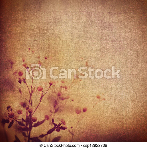 марочный, цветы - csp12922709