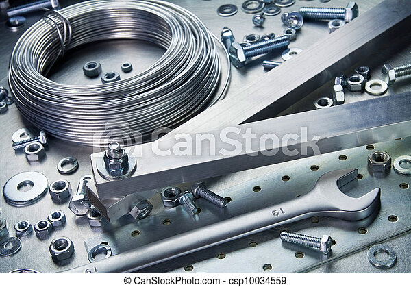 металл, инструменты - csp10034559