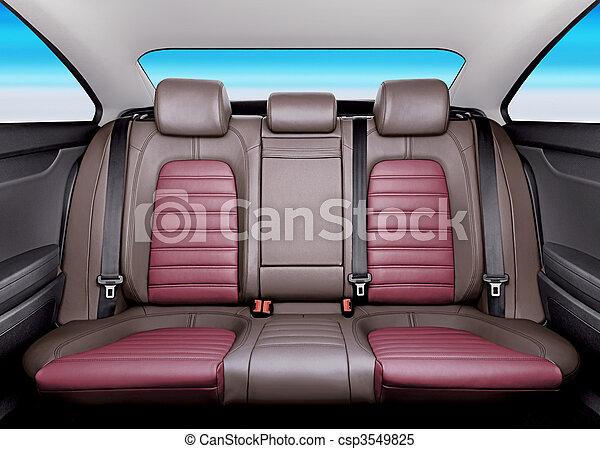 назад, сиденье - csp3549825