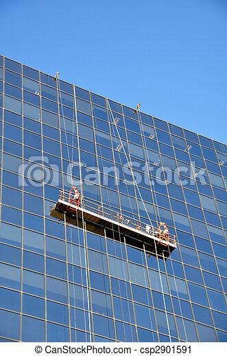 окно, шайба - csp2901591
