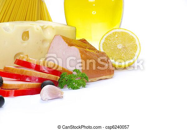 питание - csp6240057
